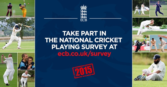 National Cricket Playing Survey