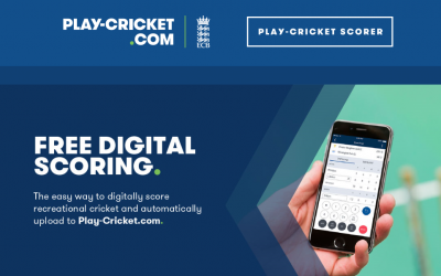 Total Cricket Scorer & ECB App News