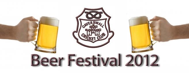 Caverswall Beer Festival
