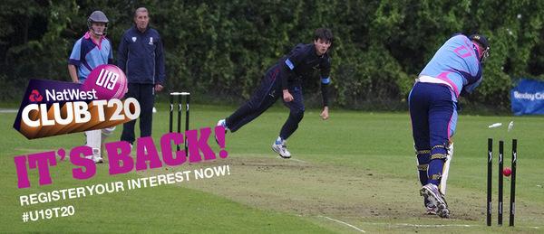 NatWest U19 T20 – Staffordshire