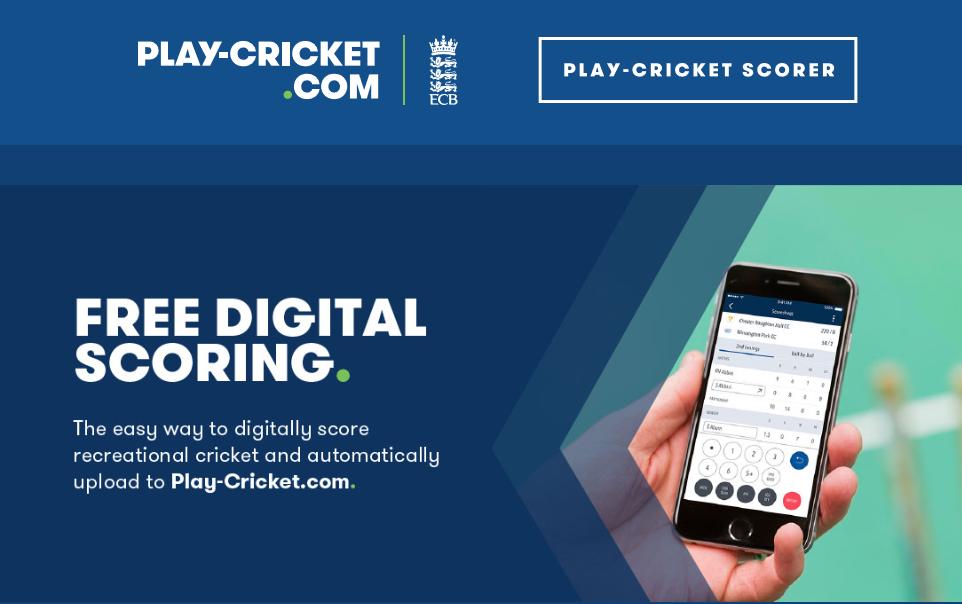Total Cricket Scorer & ECB App News